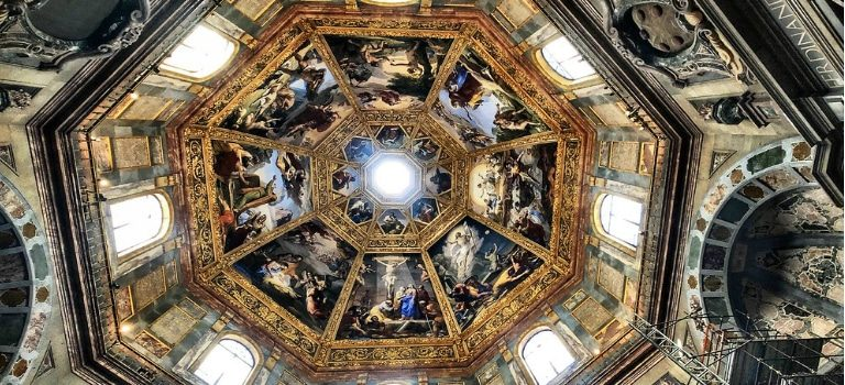 La capilla de los Principes en Florencia