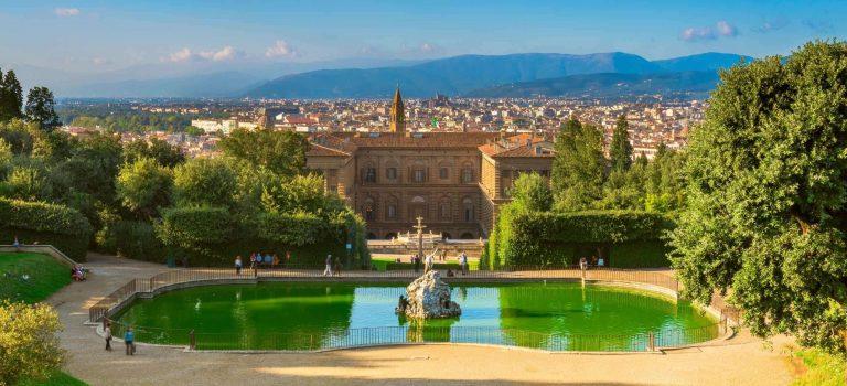 Visitar los palacios de Florencia