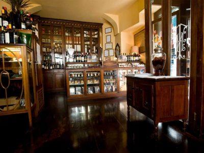 Restaurante en Toscana