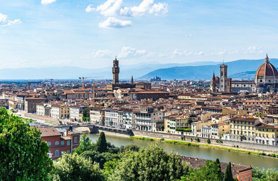 Visita Uffizi y Galería