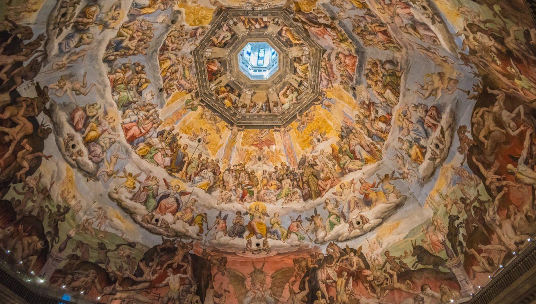 cupula de la catedral de florencia