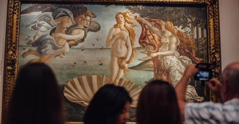 obras de botticelli