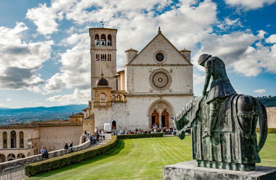 excursión a Asís desde Florencia