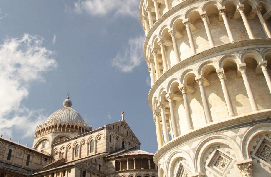 excursión a Pisa